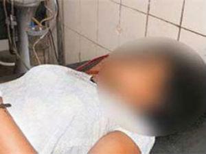Girl Thrown Of Train Resisting Molestation