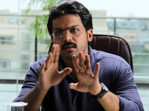 Saguni Is Not Flop Karthi