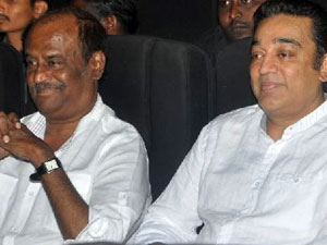 Rajini Is Honest Man Says Kamal