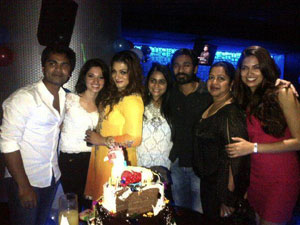 Aishwarya Not Attended Dhanush Birthday