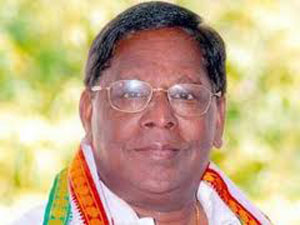 Hazare Is Good Man But Narayanasamy