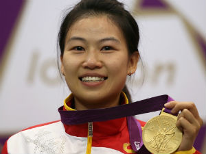 First Gold Games Goes China As Yi Siling Claims Title
