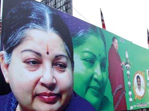 Jayalalitha Bans Usage Photos Minister