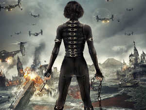 Get Ready The Action Entertainer Resident Evil