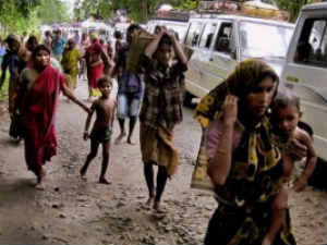 One Killed As Violence Erupts Assam Again