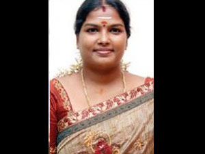Vijayakanth S Relative Sangeetha Joins In Dmk