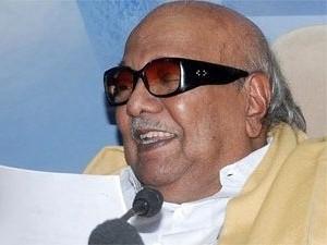 Dmk Seeks Bharat Ratna Karunanidhi