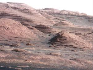 Curiosity Rover Finds Evidence Vigorous Stream On Mars