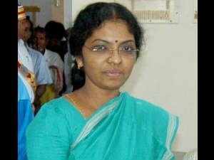 Karur Collector Shobana Relieved Yet To Assign Duty