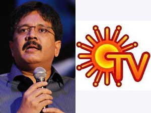 Kalanithi Maran and Suntv Logo