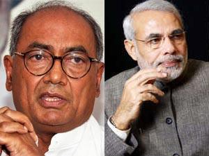 Digvijaya Singh Asks Narendra Modi