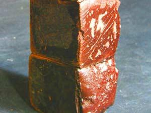 Uk Architect Bakes Blood Bricks