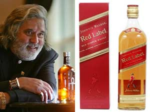 Diageo Set Take Over Vijay Mallya