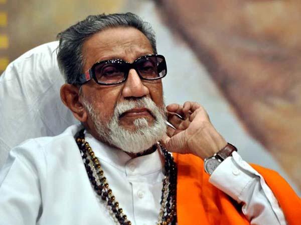 shiv sena chief bal thackeray passes away at 86