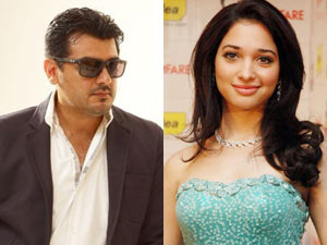 Tamanna Is Ajith New Lady Love