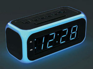 Indian Student Invents Alarm Clock That Shocks You