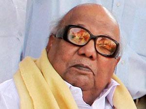 Karunanidhi Condemn On Dream Build