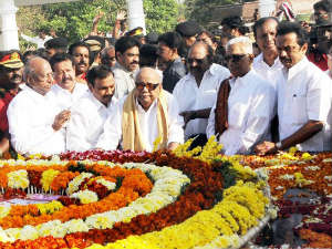 Anna Remembered On His 44th Death Anniversary
