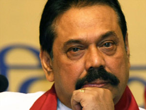 International Interference Irks Rajapaksa