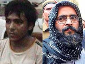 Kasab and Afzal guru