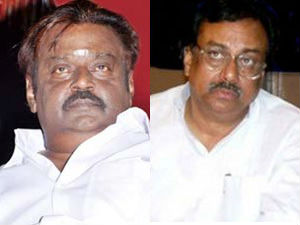 Defamation Case Court Summons Vijayakanth Evks