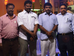 VCK functionaries given warm welcome in Dubai