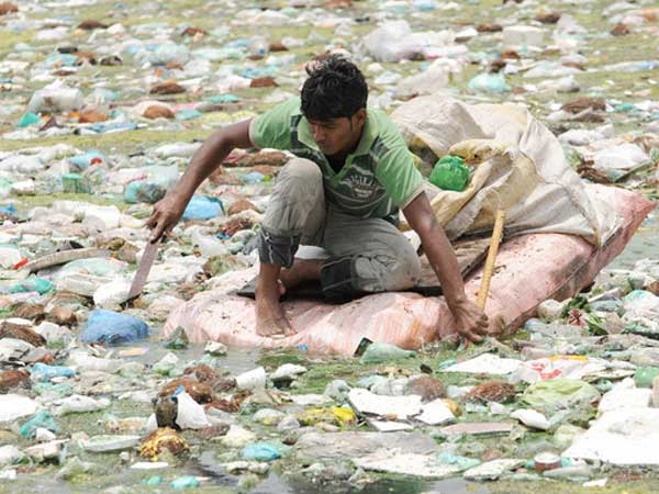 environmental degradation in india essay One major component of environmental degradation is the depletion of the resource of fresh water on earth approximately only 25% of all of the water on earth is fresh water, with the rest being salt water 69% of fresh water is frozen in ice caps located on antarctica and greenland, so only 30% of the 25% of fresh water is available for.