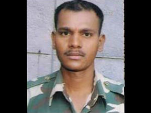 Tn Based Jawan Killed Srinagar Attack
