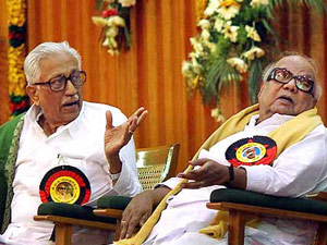 Anbazhagan and Karunanidhi