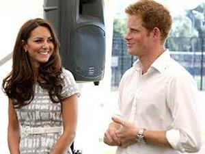 Kate and Prince William are having a boy: Prince Harry