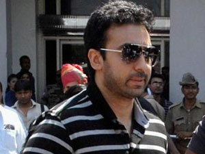 Will suspend Kundra if found guilty: RR chairman