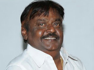 Attempt to murder case: Vijayakanth seeks anticipatory bail