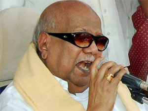 Karunanidhi slams SBI for 'shaming' education loan defaulters