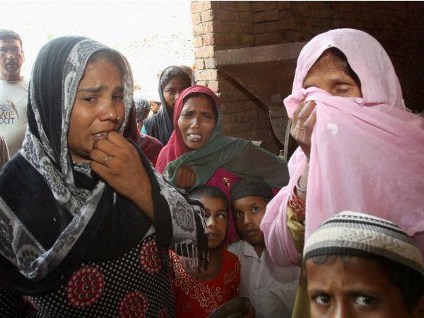 வன்முறையாளர்களிடம் சிக்காமல் 150 இஸ்லாமிய பெண்கள், குழந்தைகளைக் காத்த ஜாட் நபர்!