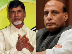 Chandrababu Naidu to meet Rajnath in Delhi; is TDP returning to NDA?