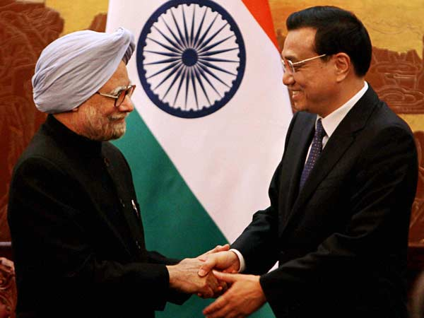China, India sign deal aimed at soothing border tension