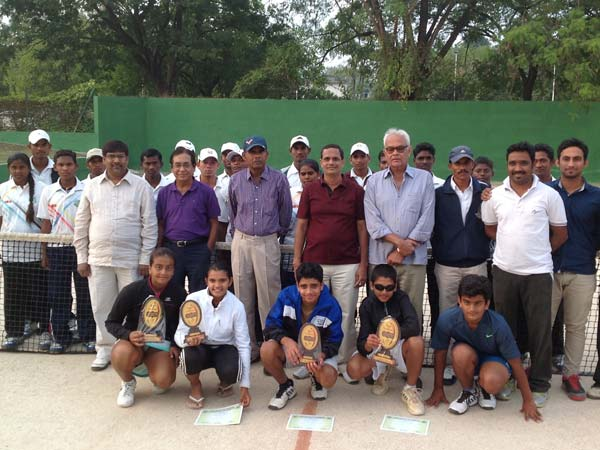 Vaiko's grandsons is now a tennis champion