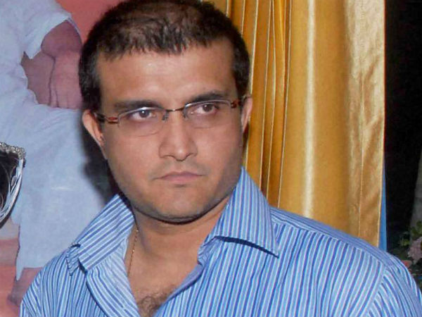 Sourav Ganguly mum on Politics