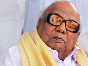 Why no sympathy for Isaipriya?: Karunanidhi