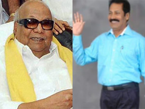 karunanidhi and dr krishnasamy