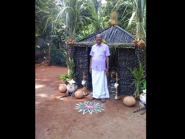 கருணாநிதி, ராமதாஸ், கொண்டாடிய பொங்கல் திருவிழா 15-1389767673-ramadoss-pongal24-600