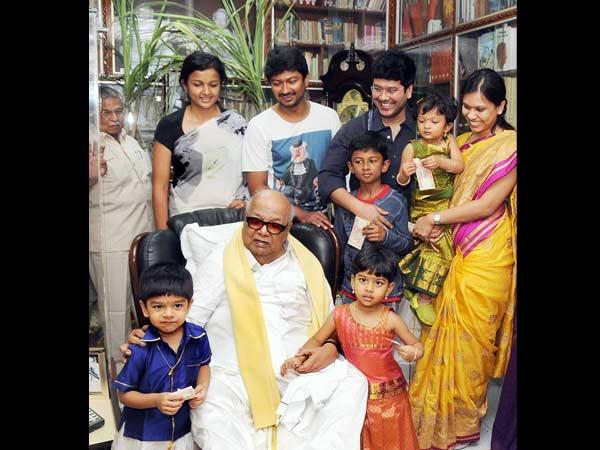 கருணாநிதி, ராமதாஸ், கொண்டாடிய பொங்கல் திருவிழா 15-1389767710-karuna-pongal-fest63-600