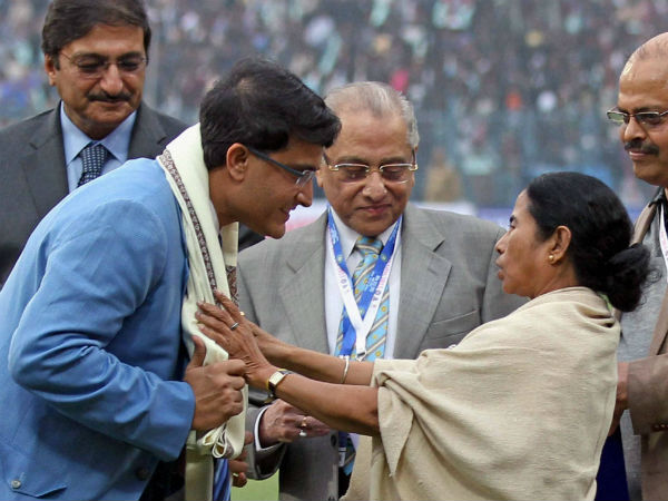 Sourav Ganguly meets Mamata, rejects offer to join Trinamool