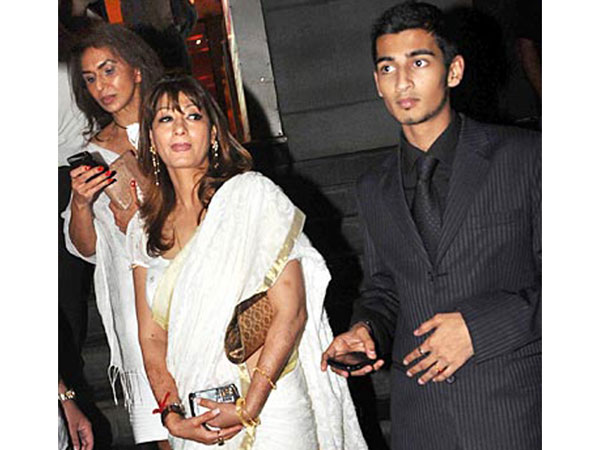 Was Sunanda's son jailed in UAE for drug trafficking?