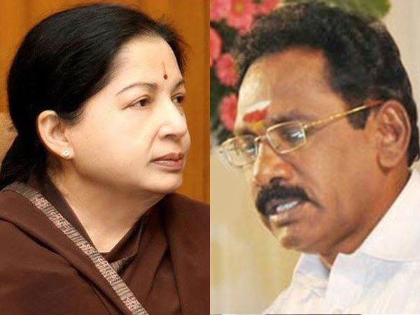 Minister asks southern districts to gather en masse to welcome Jaya in Pasumpon