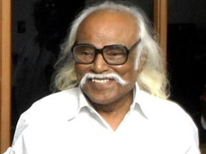 Noted writer Jayakanthan hospitalized