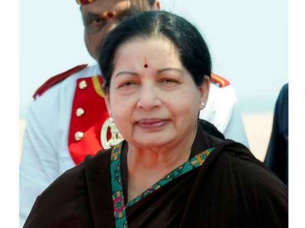 Talks with left parties continue, says Jayalalitha