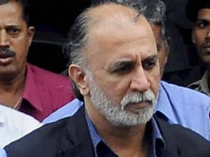 Mobile phone found in Tejpal's cell during prison raid