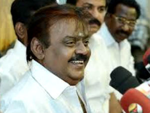 DMDK to announce list of candidates tomorrow?