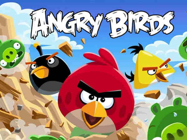 Angry Birds maker profit down